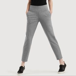 Kit and Ace Mulberry Pants - Grey Ponte Fabric